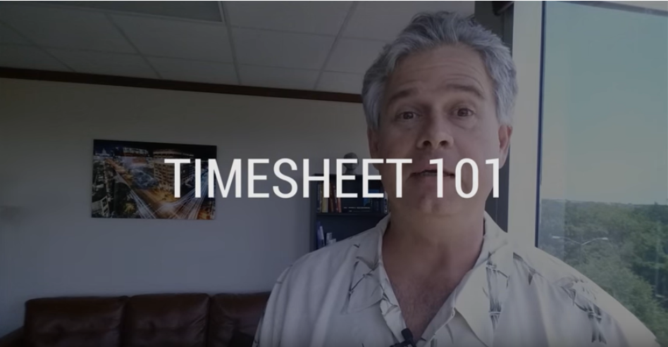 Timesheet 101