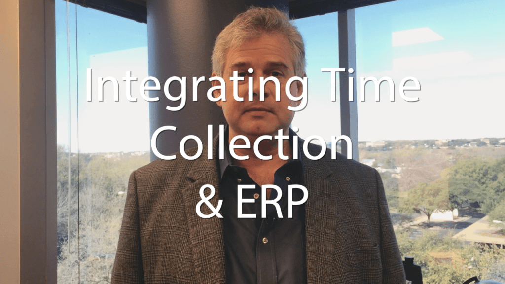 Benefits of Integrating Time Tracking with ERP