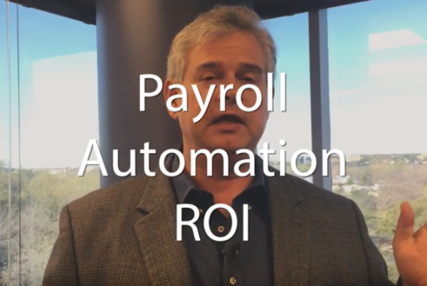 Payroll & Automation - person talking