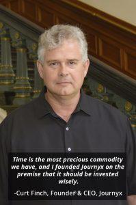 Curt Finch- 20th Anniversary Quote