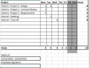 project time tracking in excel what to watch out for journyx