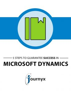WP - 5 steps to guarantee success in msdyn 2017
