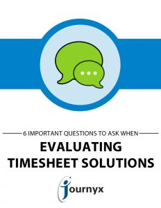 WP - 6 important questions to ask when evaluating timesheet solutions 2017