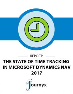 WP - State of Time Tracking in Dynamics NAV 2017