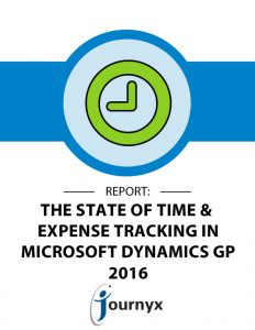 WP - State of Time Tracking in GP 2016 (2017)