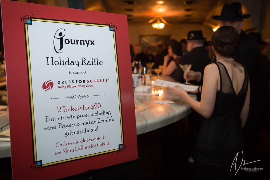 Journyx Raises $1,000 for Dress for Success® Austin at Annual Holiday Bash