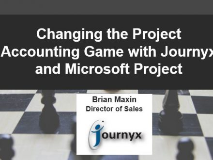 Journyx Projectlink Webinar