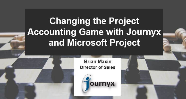 Sync Project Time to Microsoft Project and Your Dynamics ERP with Journyx