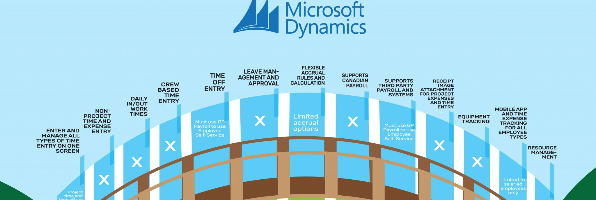 microsfot dynamics infographic