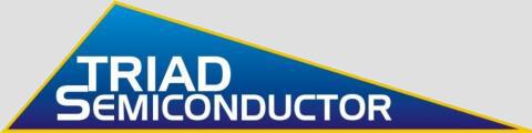 triad semiconductor logo
