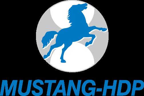 mustang hdp logo