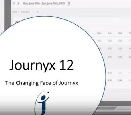Journyx 12 Changing Face of Journyx