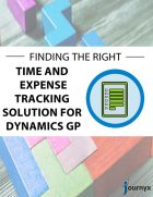 time and expense tracking solution for dynamics gp graphic
