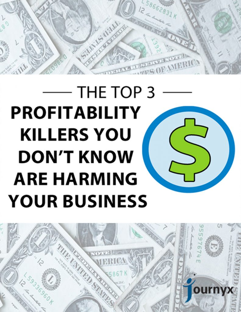 The Top 3 Profitability Killers You Don't Know Are Harming Your Business