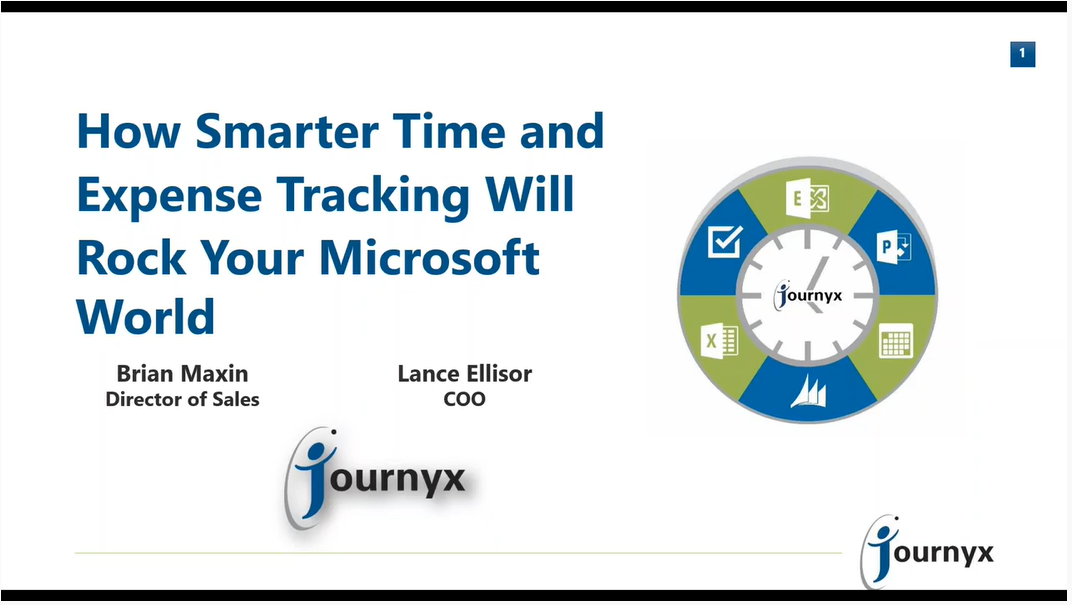 how smarter time and expense tracking will rock your microsoft world graphic