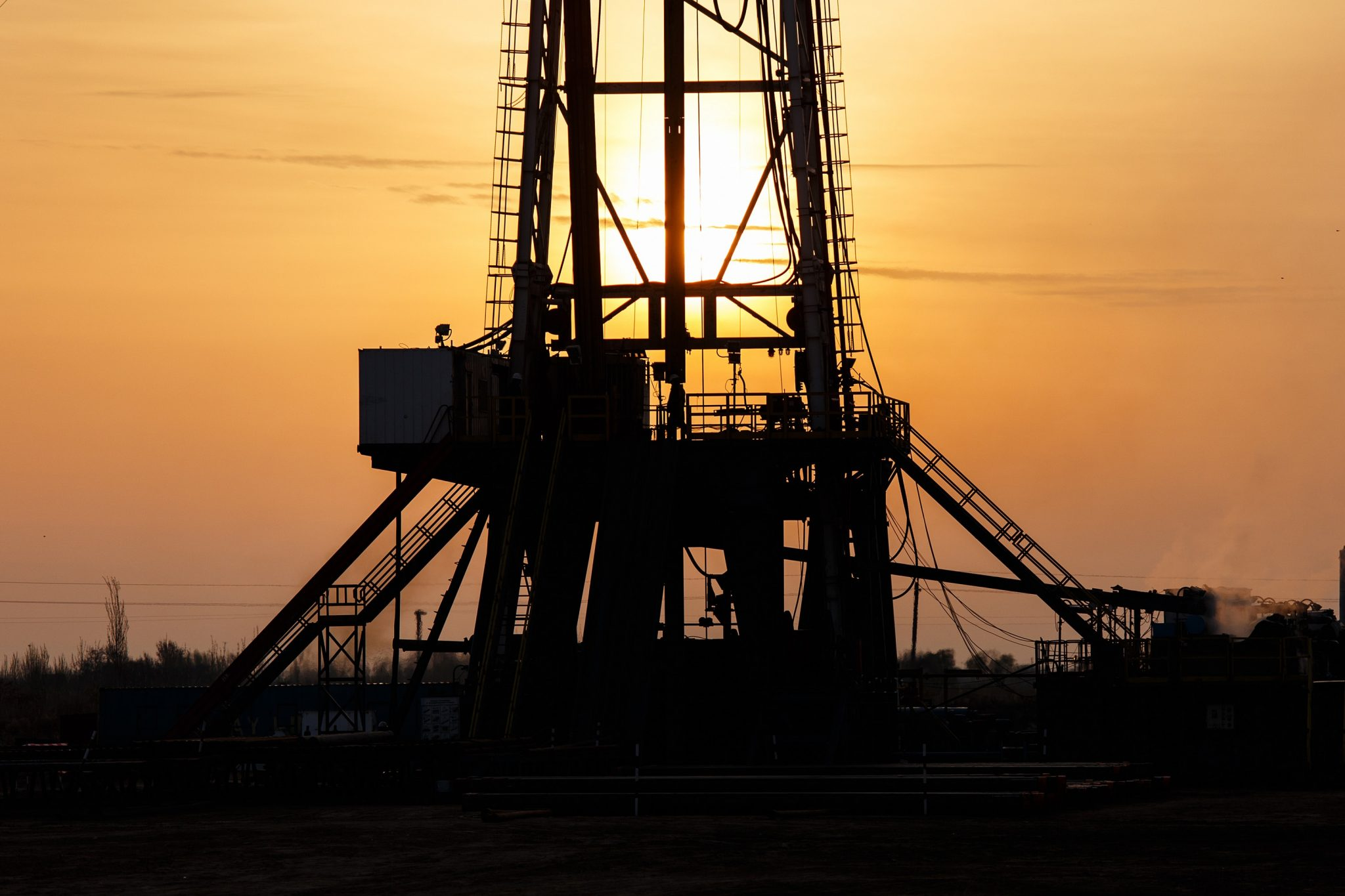oil & gas tracking