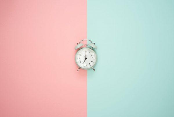 color block clock timer