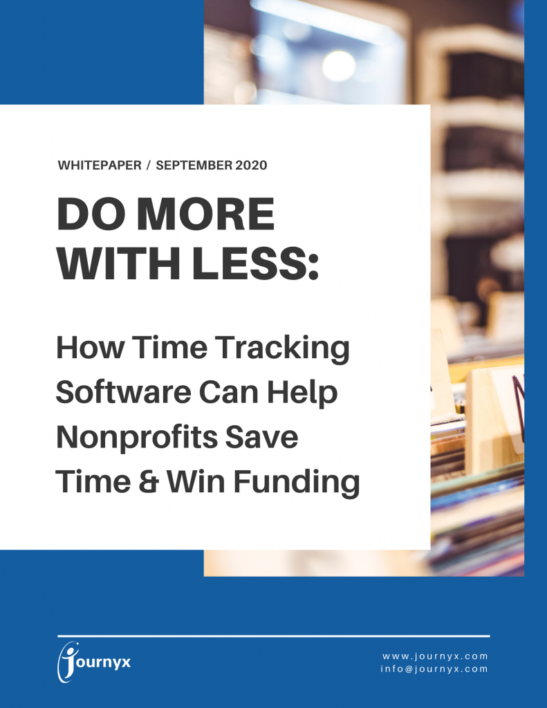 How Time Tracking Software Can Help Nonprofits Save Time & Win Funding