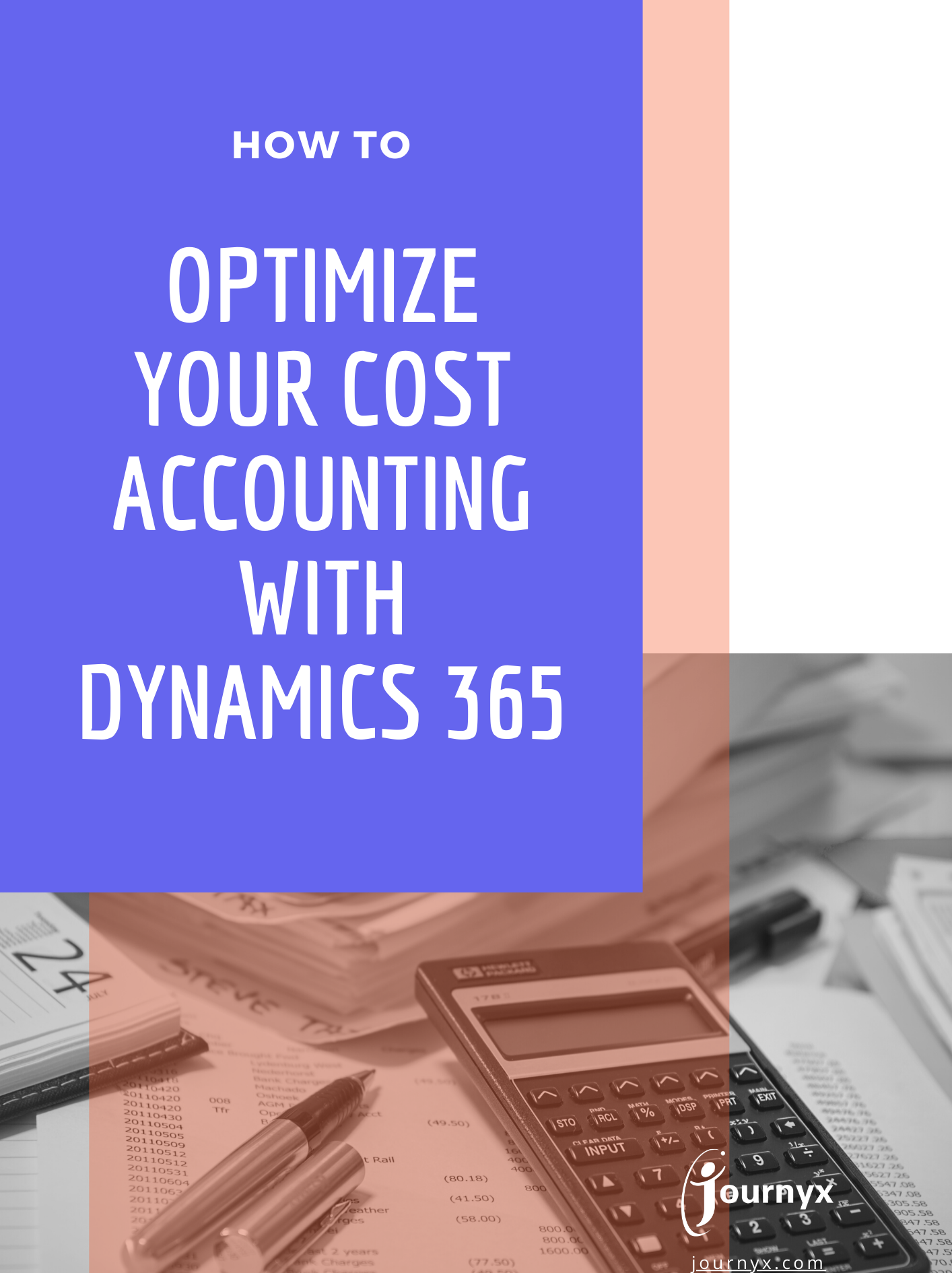 optimize cost accounting dynamics 365