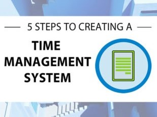 5 steps creating a time management system