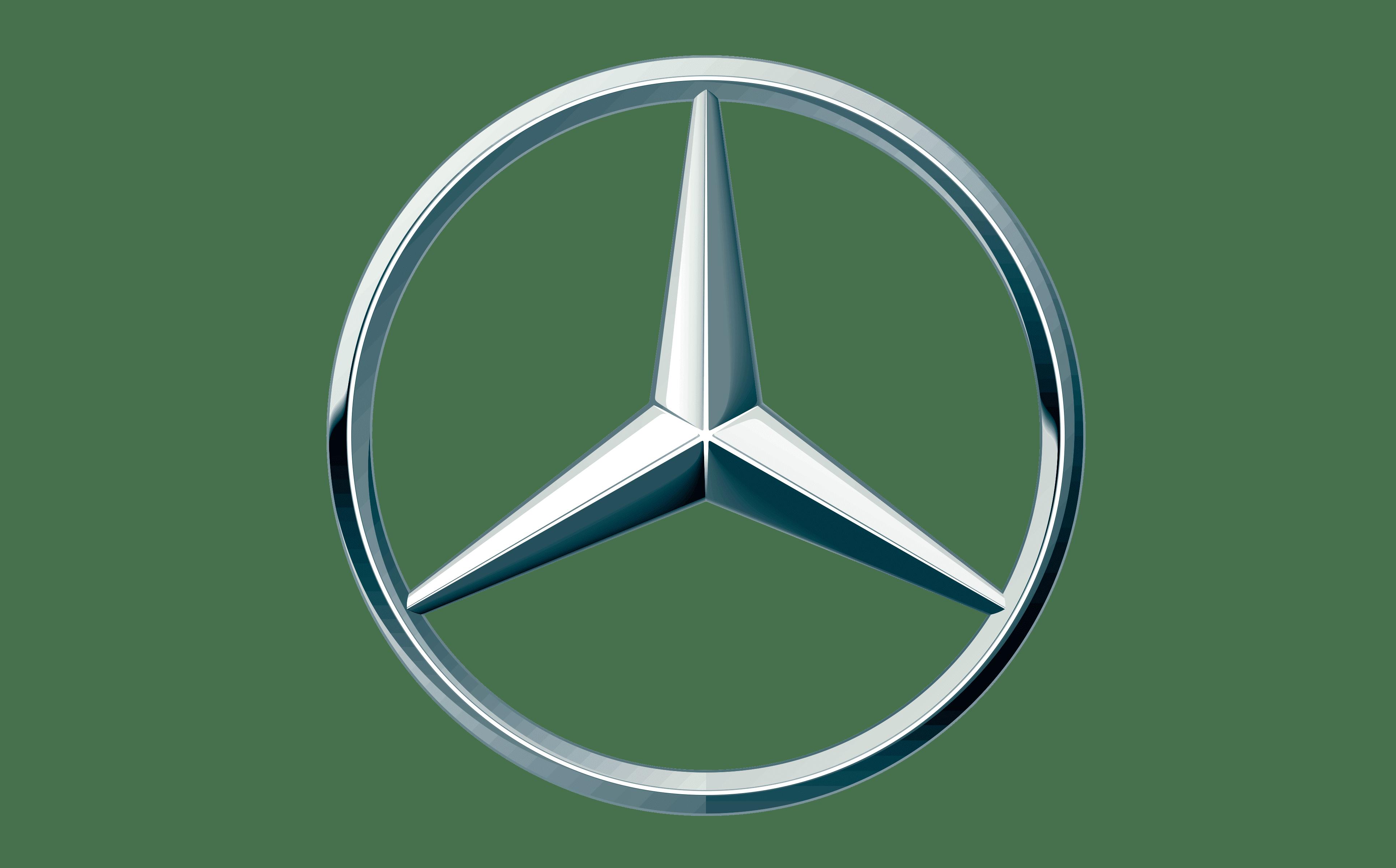 mercedes logo icon color